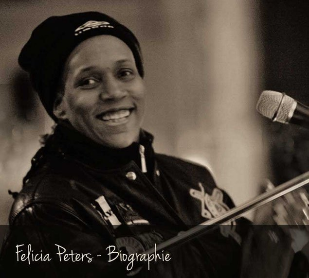 Felicia-Peters-Biography