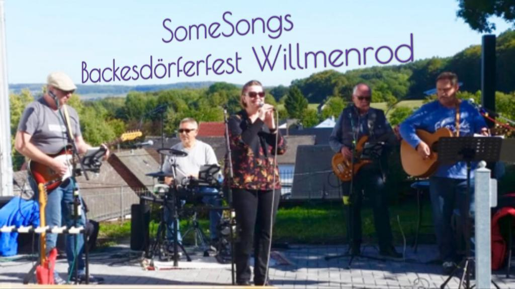 Some-Songs-Willmenrod-Backersdörferfest-2018
