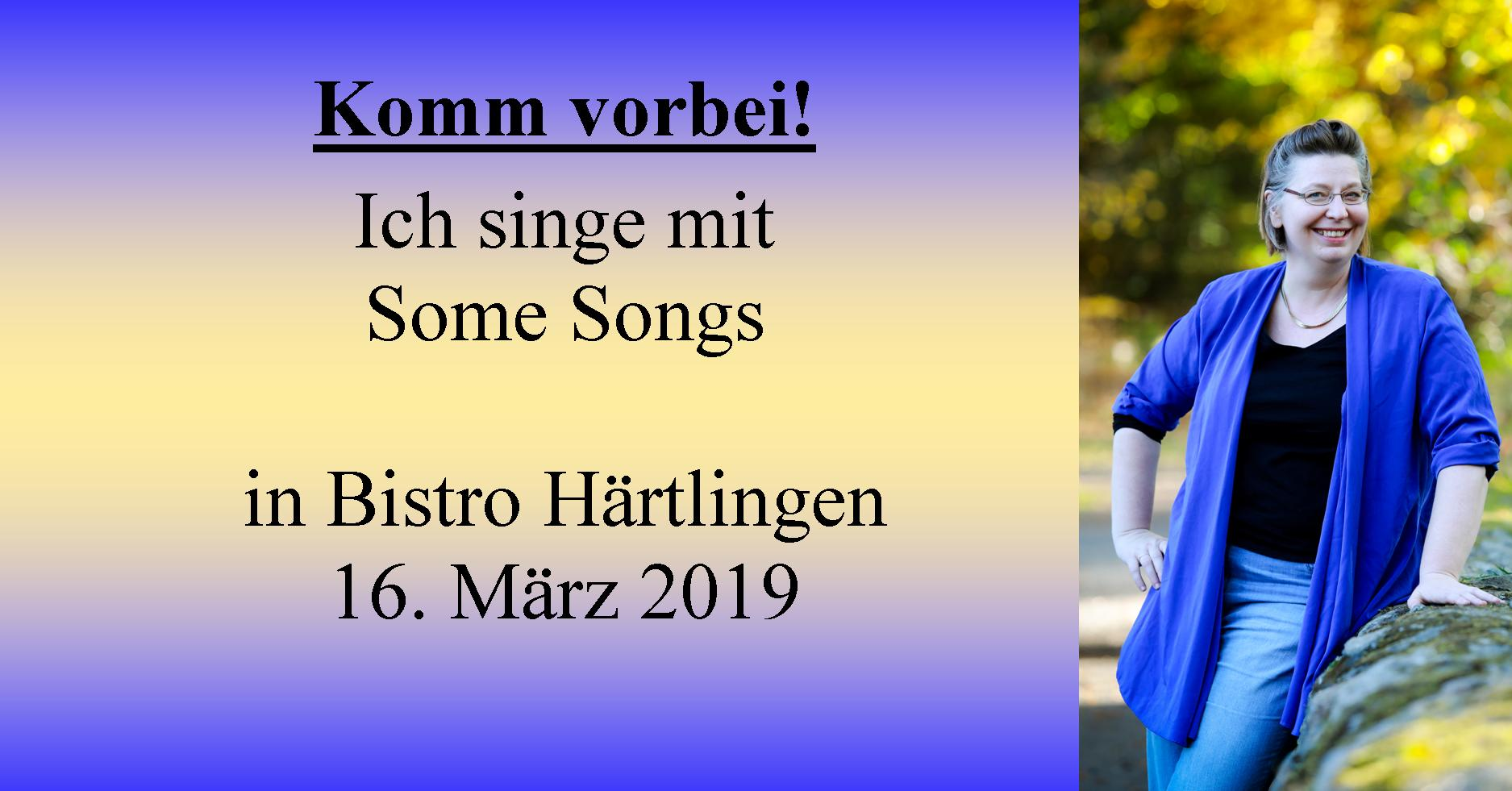 2019_03_15_Some Songs Bistro Härtlingen